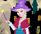 Elsa Harry Potter Makeover