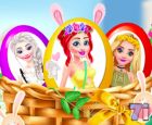 Princess Easter Bunny Party